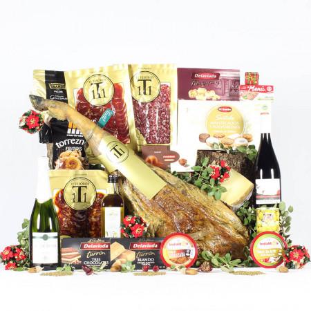 Cesta Duque de Navidad Premium-11 Tesoros Ibéricos-IMG_3963