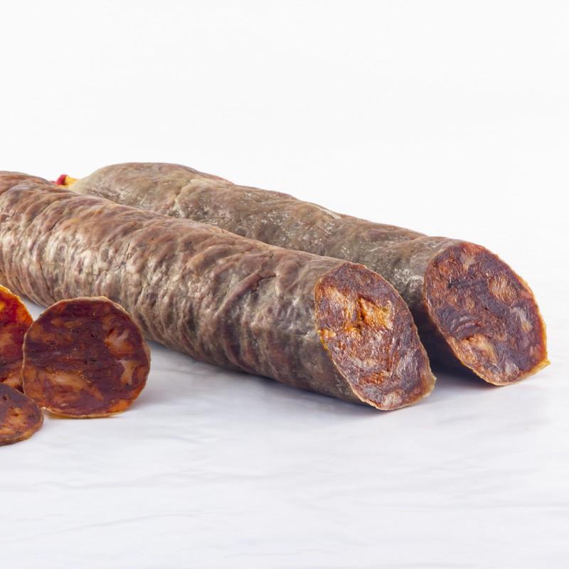 Chorizo Ibérico Bellota-11 Tesoros Ibéricos-Pieza Entera y Lonchas IMG_1038